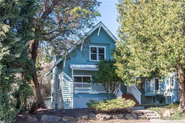 5629 20th Ave NE, Seattle, WA 98105 (#1252305) :: The DiBello Real Estate Group