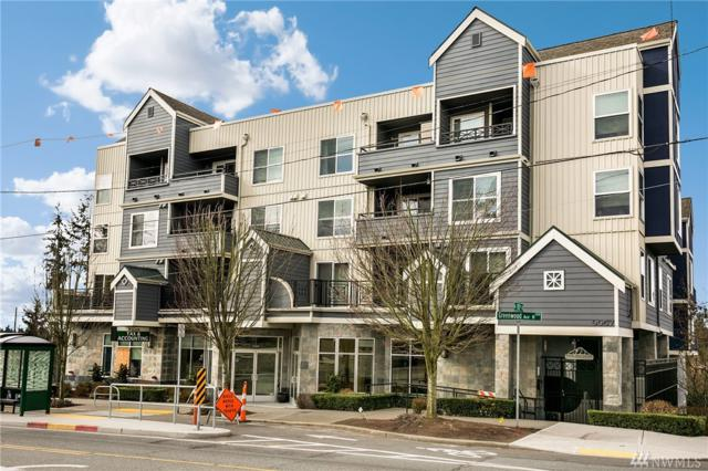 9057 Greenwood Ave N #202, Seattle, WA 98103 (#1252420) :: The Vija Group - Keller Williams Realty