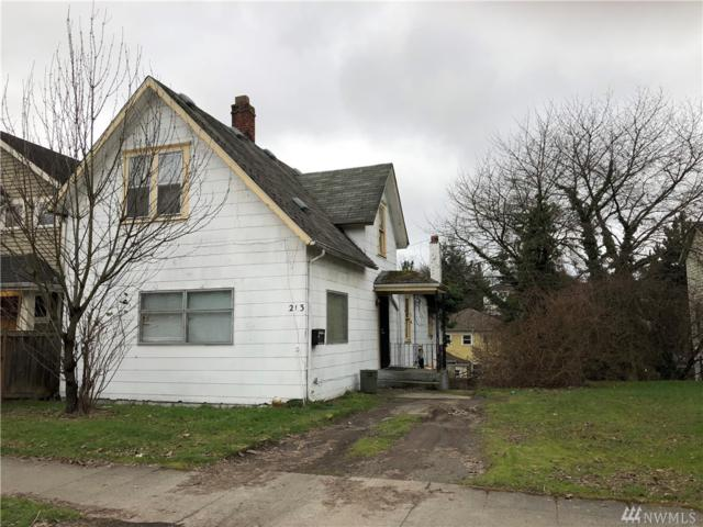 213 22nd Ave, Seattle, WA 98122 (#1252433) :: Keller Williams - Shook Home Group