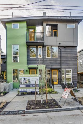 3625-E Evanston Ave N #5, Seattle, WA 98103 (#1252567) :: The Vija Group - Keller Williams Realty