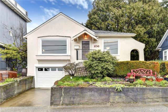 106 N 42nd St, Seattle, WA 98103 (#1252835) :: Canterwood Real Estate Team
