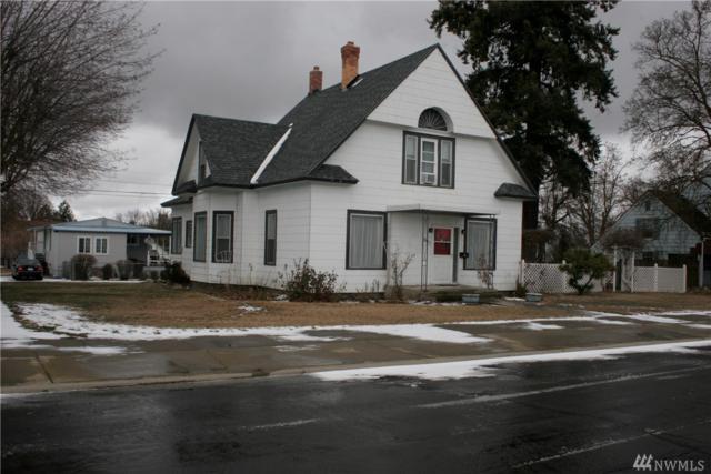 201 E 6th Ave, Ritzville, WA 99169 (#1253000) :: Keller Williams Everett