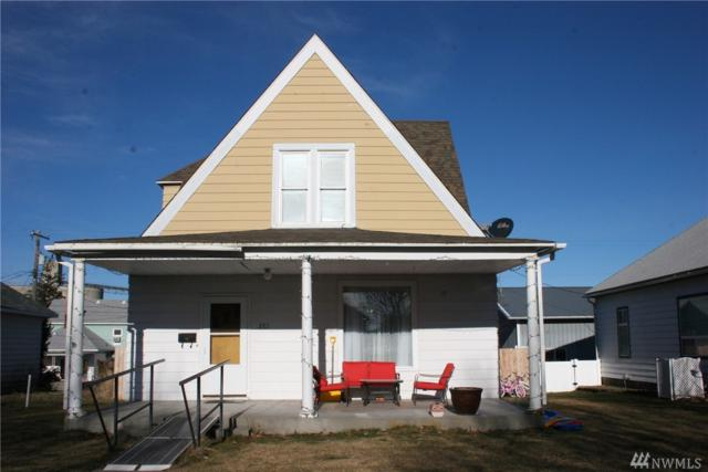 313 E 3rd Ave, Ritzville, WA 99169 (#1253002) :: Keller Williams - Shook Home Group