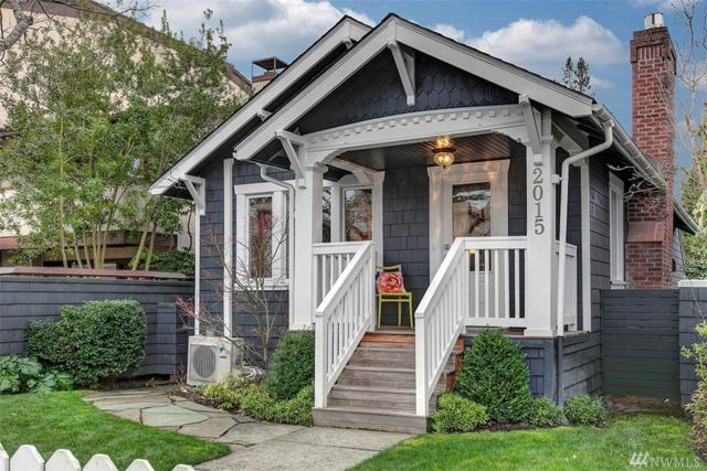 2015 42nd Ave E, Seattle, WA 98112 (#1253120) :: Canterwood Real Estate Team