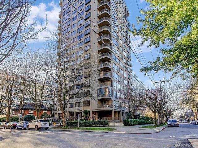 1120 Spring St #1301, Seattle, WA 98104 (#1253178) :: Ben Kinney Real Estate Team