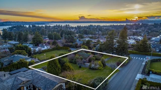 1366 92nd Ave NE, Clyde Hill, WA 98004 (#1253263) :: The DiBello Real Estate Group