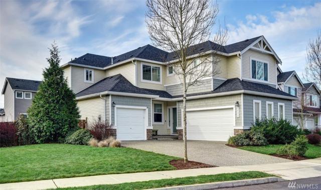 5033 S 214th Place #67, Kent, WA 98032 (#1253612) :: Keller Williams Everett