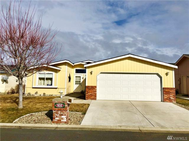 1100 S Rosewood Dr #102, Ellensburg, WA 98926 (#1253819) :: Coldwell Banker Kittitas Valley Realty