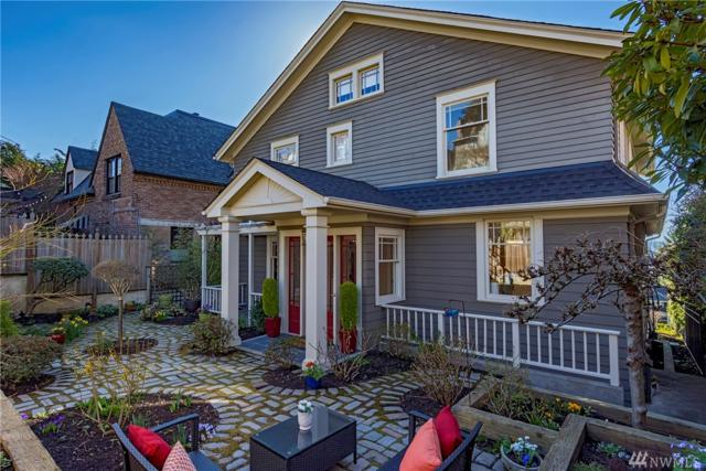 1620 8th Ave W, Seattle, WA 98119 (#1254020) :: Keller Williams - Shook Home Group