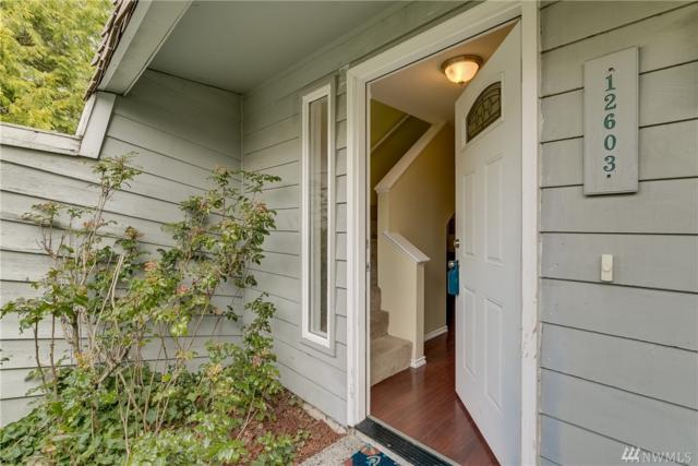 12603 SE 42nd St #603, Bellevue, WA 98006 (#1254330) :: Brandon Nelson Partners