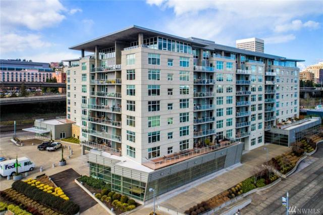 1515 Dock Street #912, Tacoma, WA 98402 (#1254417) :: The Vija Group - Keller Williams Realty