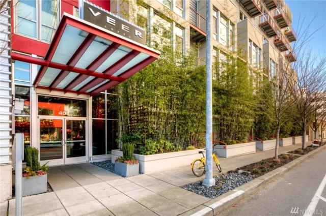 401 9th Ave N #211, Seattle, WA 98109 (#1254423) :: Canterwood Real Estate Team