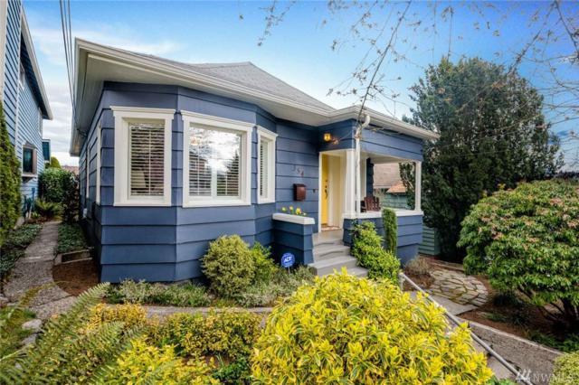 354 N 77th St, Seattle, WA 98103 (#1254427) :: The Vija Group - Keller Williams Realty