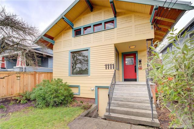 1111 27th Ave, Seattle, WA 98122 (#1254447) :: Keller Williams - Shook Home Group