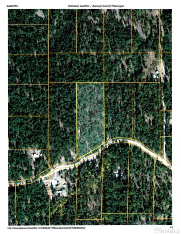 0 Swanson Mill Rd, Tonasket, WA 98855 (#1254560) :: Brandon Nelson Partners