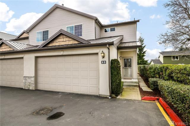 418 17th St SE 8D, Auburn, WA 98002 (#1254665) :: Brandon Nelson Partners