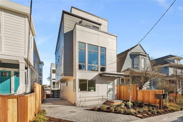 1512-A 19th Ave, Seattle, WA 98122 (#1254763) :: Keller Williams - Shook Home Group