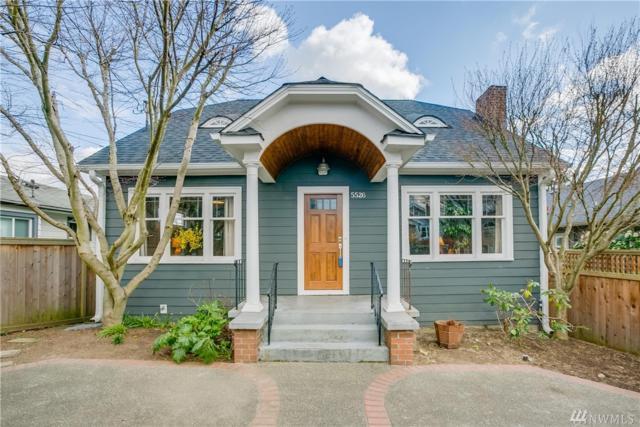 5526 35th Ave NE, Seattle, WA 98105 (#1255102) :: The Vija Group - Keller Williams Realty