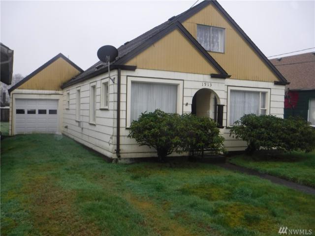 1913 Morgan St, Aberdeen, WA 98520 (#1255392) :: Morris Real Estate Group