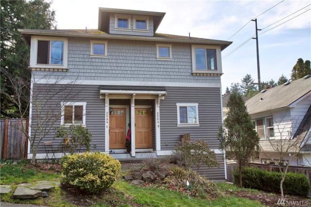 2584-B 3rd Ave W B, Seattle, WA 98119 (#1255591) :: Keller Williams - Shook Home Group