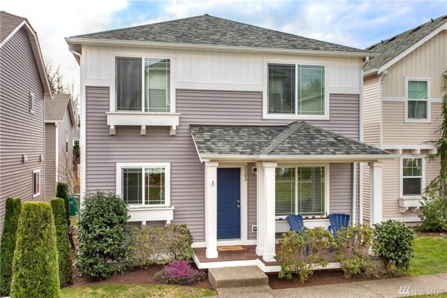 9503 Hancock Ave SE, Snoqualmie, WA 98065 (#1255622) :: The DiBello Real Estate Group