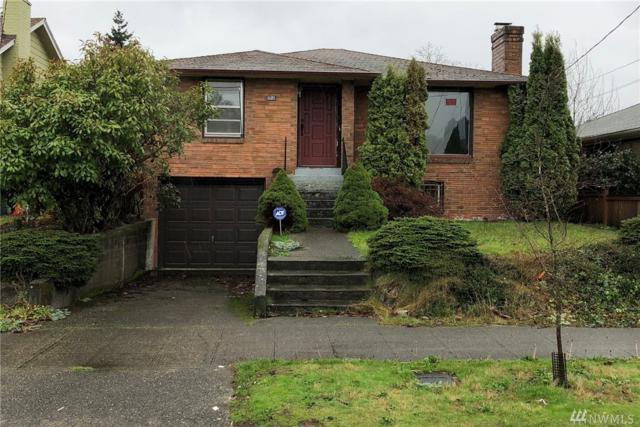 1121 N 78th St, Seattle, WA 98103 (#1255642) :: Brandon Nelson Partners