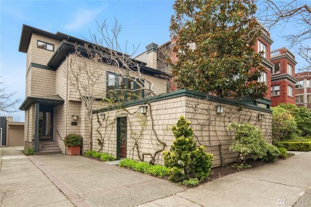 915 11th Ave E, Seattle, WA 98102 (#1256624) :: Canterwood Real Estate Team