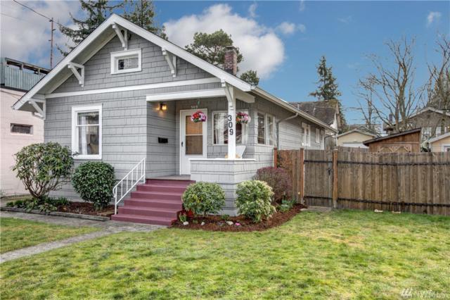 309 NW 82ND St, Seattle, WA 98117 (#1256642) :: The Vija Group - Keller Williams Realty