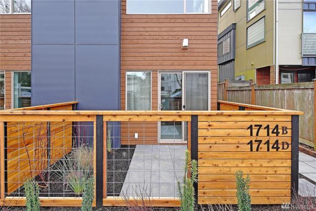 1714-B California Ave SW, Seattle, WA 98116 (#1256661) :: Keller Williams Everett