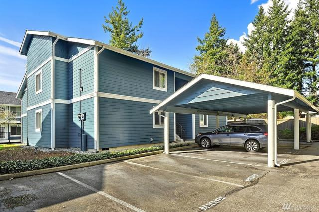 12532 SE 32nd St #40, Bellevue, WA 98005 (#1256768) :: Canterwood Real Estate Team
