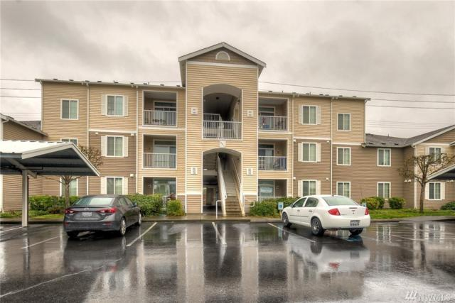 18615 101st Av Ct E #165, Puyallup, WA 98375 (#1256784) :: Keller Williams - Shook Home Group