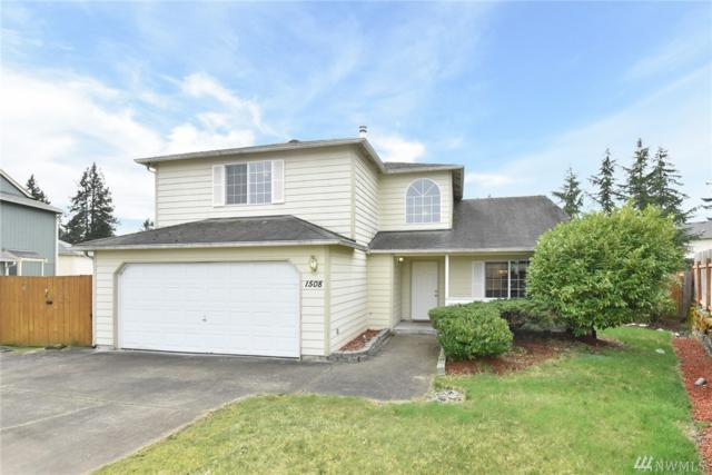 1508 Fitz Hugh Ct SE, Olympia, WA 98513 (#1256891) :: Better Homes and Gardens Real Estate McKenzie Group