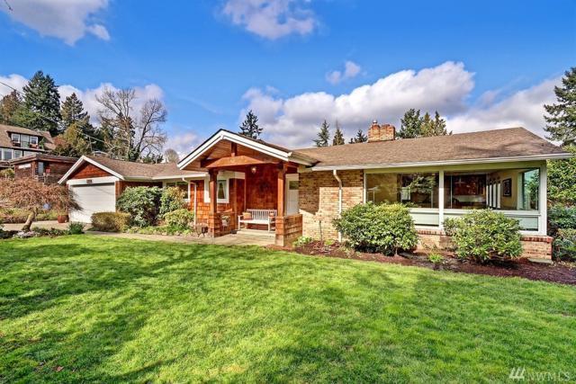 3822 NE 145th St, Lake Forest Park, WA 98155 (#1256965) :: The DiBello Real Estate Group