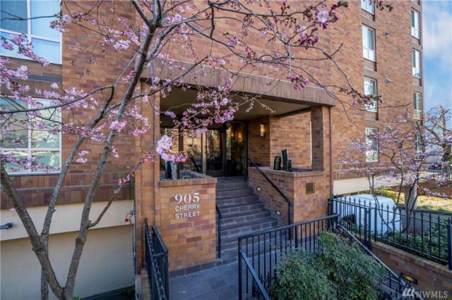 905 Cherry St #104, Seattle, WA 98104 (#1257040) :: The Vija Group - Keller Williams Realty