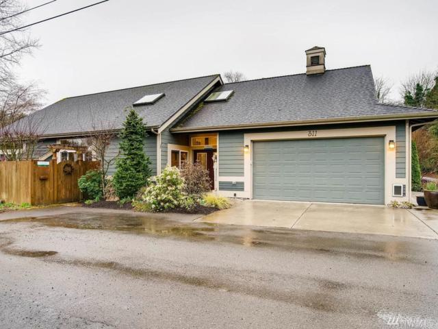 311 E 11th St, Snohomish, WA 98290 (#1257405) :: Canterwood Real Estate Team
