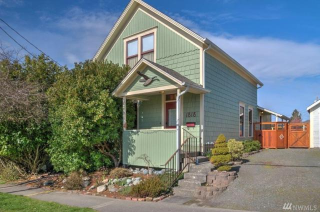 1818 Lawrence St, Port Townsend, WA 98368 (#1257643) :: Canterwood Real Estate Team