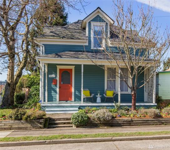 3527 Carr Place N, Seattle, WA 98103 (#1257743) :: Brandon Nelson Partners