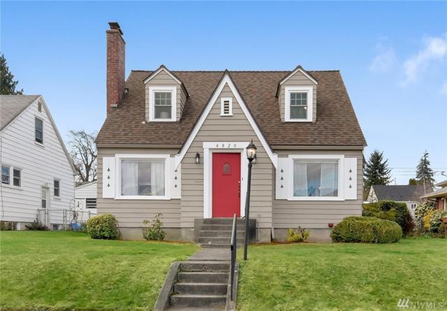4820 S C St, Tacoma, WA 98408 (#1258328) :: Homes on the Sound