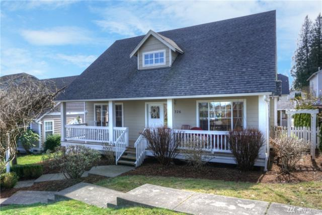 11326 33rd St NE, Lake Stevens, WA 98258 (#1258607) :: Brandon Nelson Partners