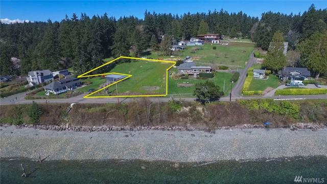 10488 Lot B Falk Rd NE, Bainbridge Island, WA 98110 (#1259531) :: Homes on the Sound