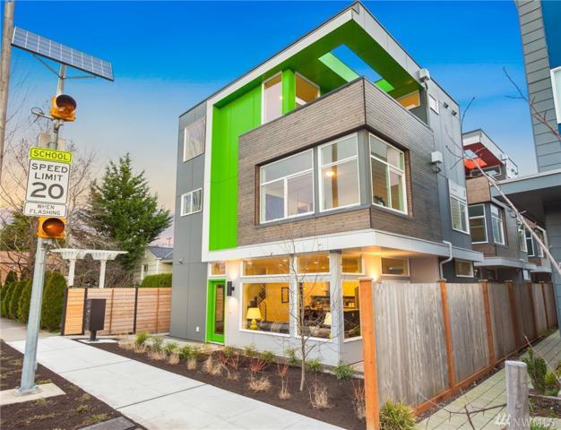 5624-B Fauntelroy Wy SW, Seattle, WA 98136 (#1259589) :: Keller Williams - Shook Home Group