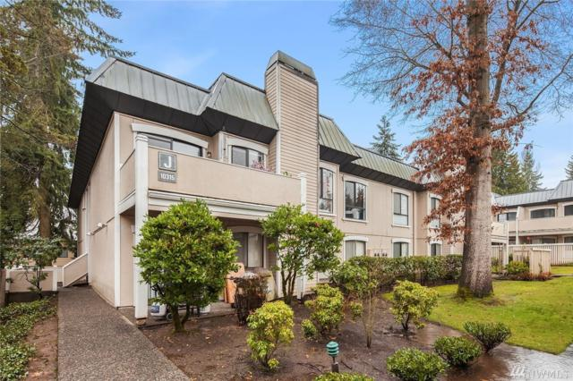 10315 NE 16th St J8, Bellevue, WA 98004 (#1259648) :: Integrity Homeselling Team