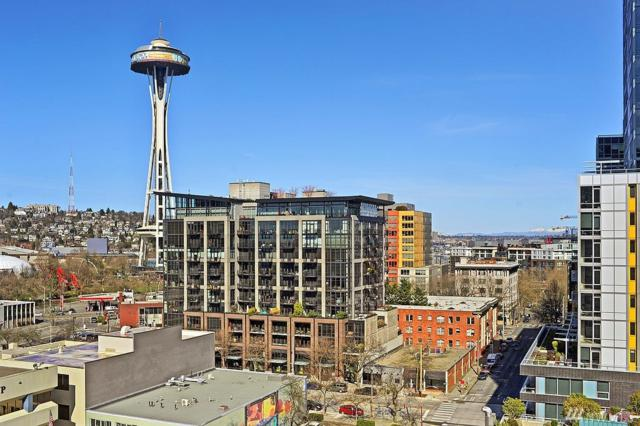 2621 2nd Ave #1403, Seattle, WA 98121 (#1259693) :: Brandon Nelson Partners