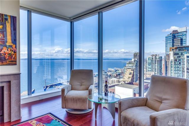 1521 2nd Ave #2401, Seattle, WA 98101 (#1259701) :: Ben Kinney Real Estate Team