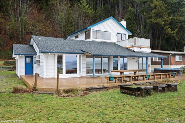2220 Black Point Rd, Brinnon, WA 98320 (#1259720) :: Homes on the Sound