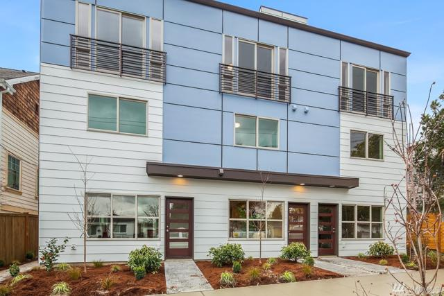 8529-A Interlake Ave N, Seattle, WA 98103 (#1259765) :: Keller Williams - Shook Home Group