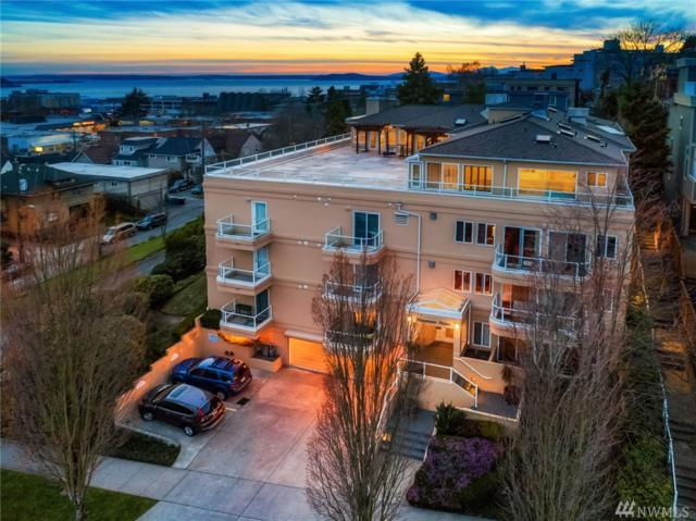 801 2nd Ave N #401, Seattle, WA 98109 (#1260322) :: The Vija Group - Keller Williams Realty