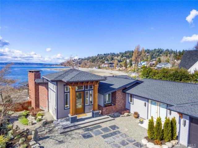 17991 Normandy Terr SW, Normandy Park, WA 98166 (#1260445) :: Homes on the Sound