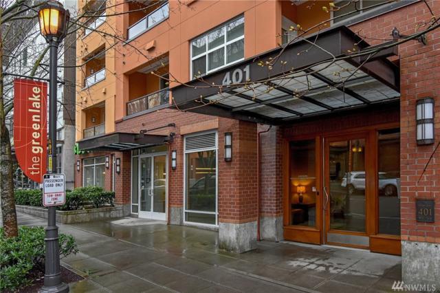 401 NE 71st St #505, Seattle, WA 98115 (#1260507) :: Keller Williams - Shook Home Group