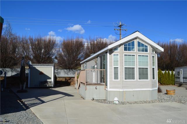 1000 Sr 150 #6, Manson, WA 98831 (#1260525) :: Nick McLean Real Estate Group